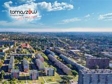 Panorama Tomaszowa Mazowieckiego